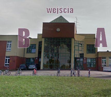 Wejścia A i B