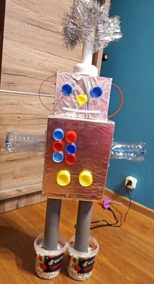 W Świecie Robotów - konkurs.