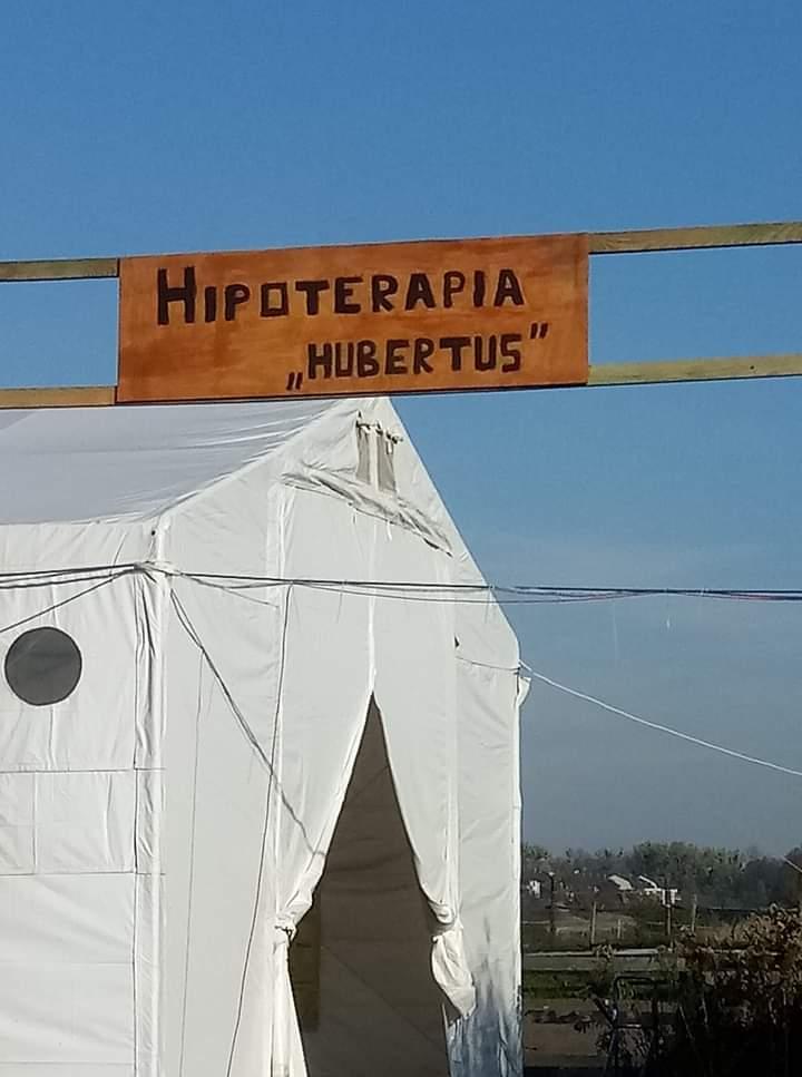 Namiot Hubertus.
